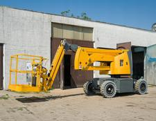 Haulotte articulated boom lift HA12IP