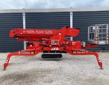 Teupen articulated boom lift Leo 23GT