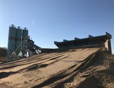 Constmach concrete plant LOW HEIGHT, ZERO FOUNDATION! MOBILE CONCRETE PLANT 120 m3/h