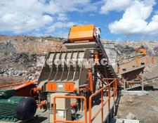 Constmach crushing plant 300-350 tph CAPACITY SECONDARY IMPACT CRUSHER