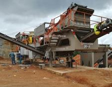 Constmach crushing plant CALL NOW!, 150 tph CAPACITY MOBILE GRANITE CRUSHING PLANT