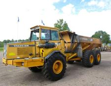 Volvo A25C Dismantled for spareparts
