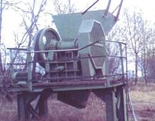 cone crusher Mannsberger 600 x 350