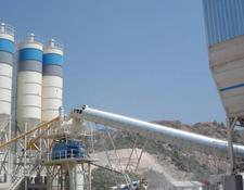 Constmach concrete plant 120 m3/h CAPACITY CONCRETE PLANT WITH CE CERTIFICATE, 2 YEARS WA