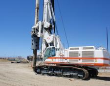 Soilmec drilling rig SR-100, 2011,only 1000h, FOR SALE ASAP!!!
