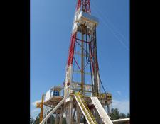 Atlas drilling rig 70 / 4500DB, OIL and GAS Rig