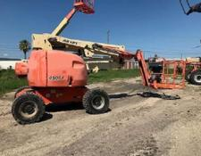 JLG articulated boom lift 450