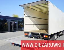 box truck body SAXAS Container body , 2018 , cargo lift 1.000kg , 6 x 2,5 x 2,4