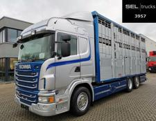 Scania G 480 LB6x2*4HNB / 3 Stock / Retarder
