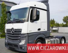 Mercedes-Benz tractor unit Actros 1843 , E6 , 4x2, Low Deck/Mega, NEW RETARDER/CLUTCH , Str