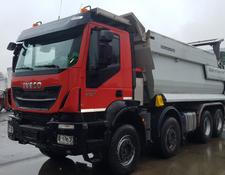 Iveco AD410T41  Euro 6 Meiller Mulde