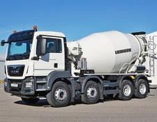 MAN concrete mixer truck TGS 41.400 BB-WW