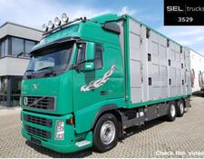 Volvo FH 520 6x2 / 3 Stock / German