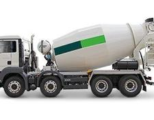 Stetter concrete mixer truck AM 9/8 FHC Ultra Eco