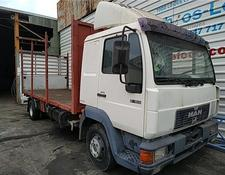 MAN timber truck L2000 8.103-8.224 2665 L2000 8.103-8.224 EUROI/II Chasis 8.163 F / LC E 2 [4,6 Ltr. - 114 kW Diesel]