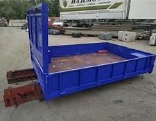 flatbed truck body Caja Camion Iveco Daily II 35 C 12 , 35 S 12 2616 Daily II 35 C 12 , 35 S 12